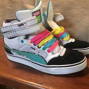 Puma Sky Hi Sneakers